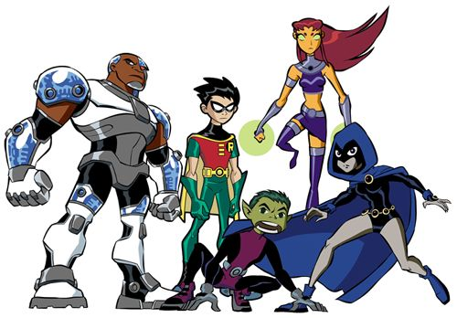 Teen Titans (TV series) - Wikipedia, the free encyclopedia