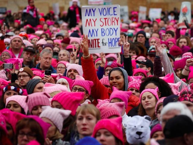 One of Many is a short film documenting the Women's March on January 21, 2017.     Donate to enable us to begin Post Production and distribute the film to film festivals!    https://secure.squarespace.com/commerce/donate?donatePageId=5a501ab20d9297f9a557e9ae    Directed by M.J. Bernier  Produced by Jessica Good and Josh Tacke
