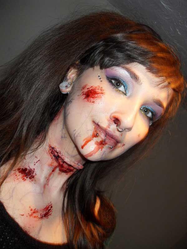 38 best halloween makeup images on Pinterest | Halloween ideas ...