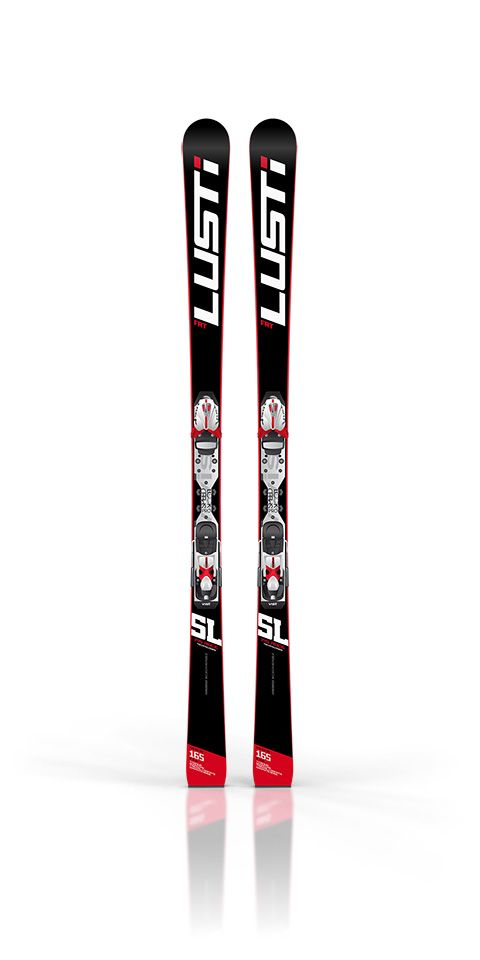 lusti slalom race ski design