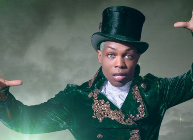 You Absolutely Must Watch Todrick Hall's 'Straight Outta Oz'