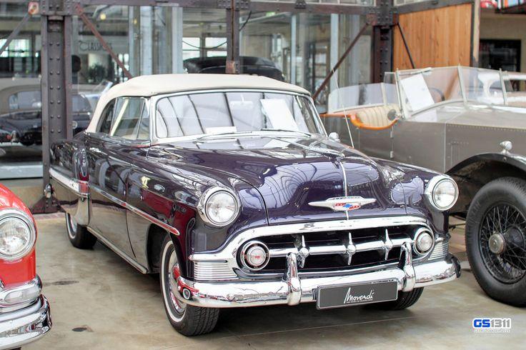 1953 Chevrolet Bel Air Convertible