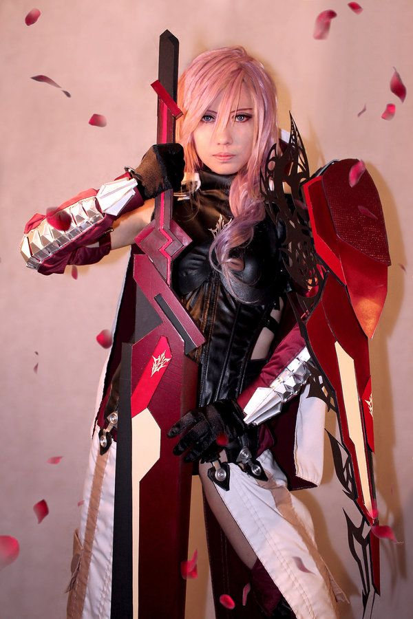 266 best lightning returns final fantasy xiii images on pinterest lightning farron from lightning returns final fantasy xiii cosplayer fantalusy voltagebd Image collections