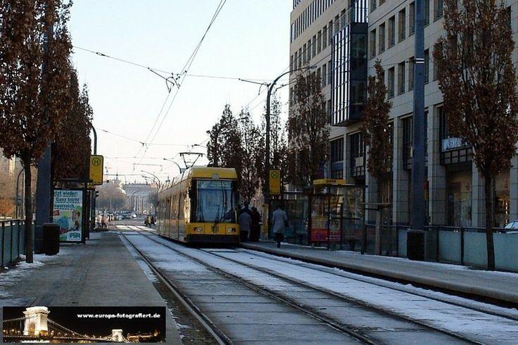 Linie 12 Dresden Freiberger Str. 14.01.2006