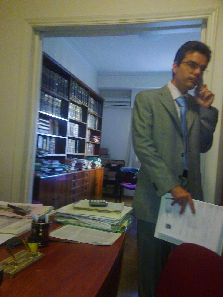 Stathis blog:         Being dedicated to my legal work in my off...