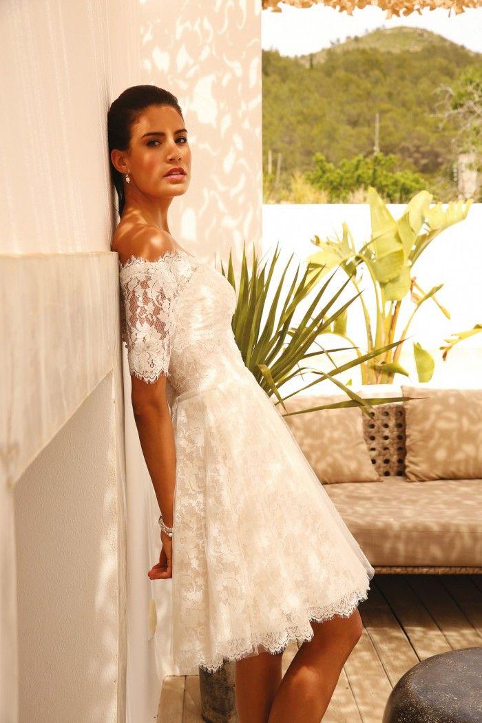 11 best Hochzeit Kleid images on Pinterest | Hochzeiten, Kurzes ...
