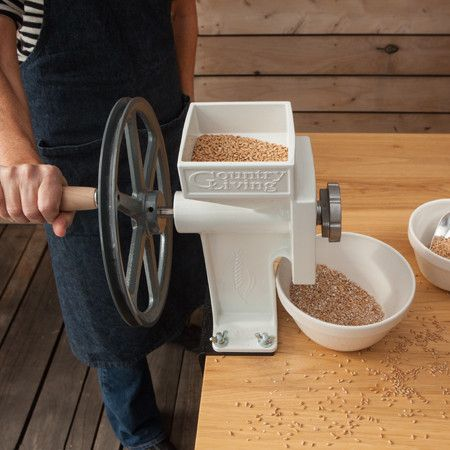 Country Living Grain Mill – Healdsburg SHED