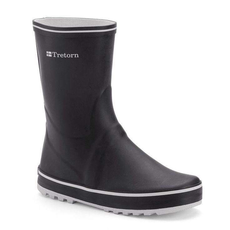 Tretorn Storm Women's Rain Boots, Size: medium (10), Black