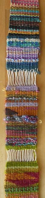 tapestry samples by lovefibre, via Flickr