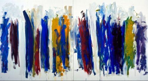 "auladefilosofia: "" Joan Mitchell: Trees, 1990-1991 """