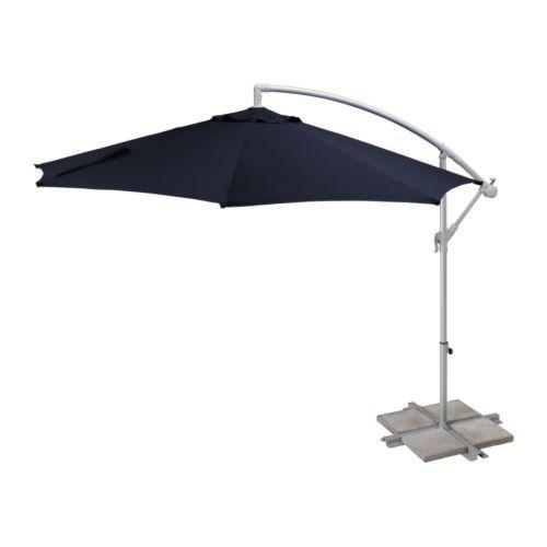 Ikea 365 glass clear glass slabs blocks and fabrics for Ikea cantilever umbrella