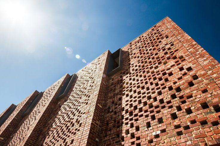 6 on Sixth Bowden Urban Village Development by Tridente Architects 2014
