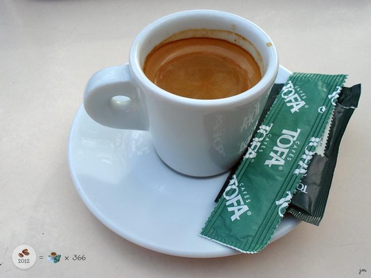 First 2012 Espresso. :)