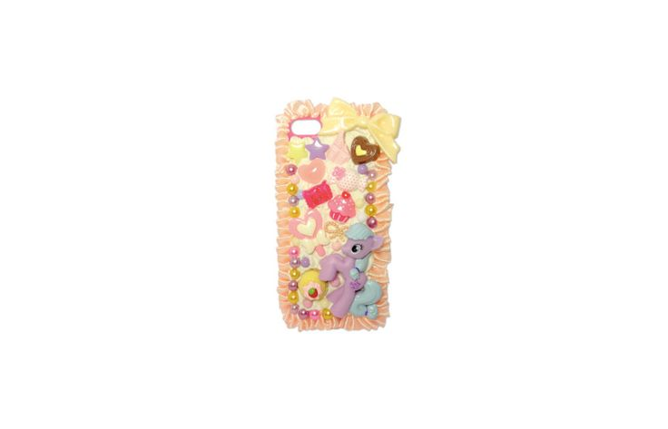 """Little Pony """"Me And My Sweets"""" Case for iPhone 5 or 5s (Ready to be shipped) by PepperAndSoda on Etsy"""