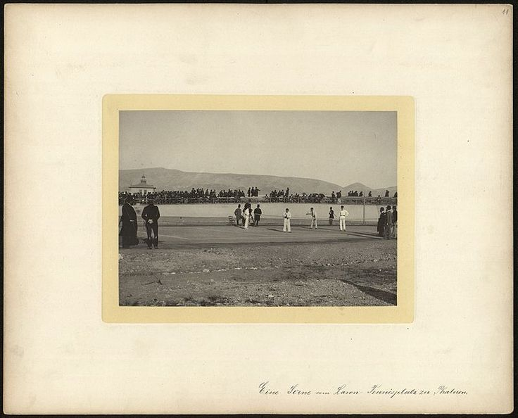 Tennis at the 1896 Summer Olympics