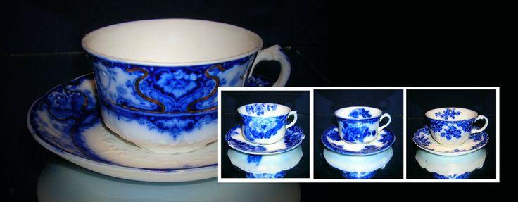 Tea cup's c.1890