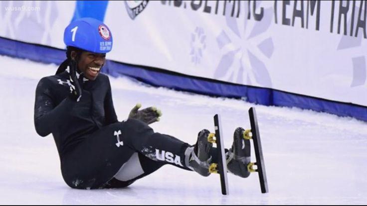 VA. TEEN FIRST BLACK FEMALE SPEED SKATER TO MAKE US OLYMPIC TEAM - December 22, 2018