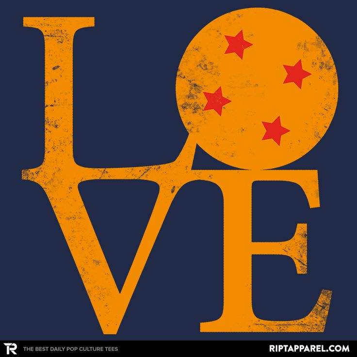 Dragon Love T-Shirt - Dragon Ball T-Shirt is $11 today at Ript!