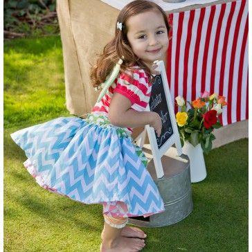 Gia Gelato Reversible Skirt from Oobi