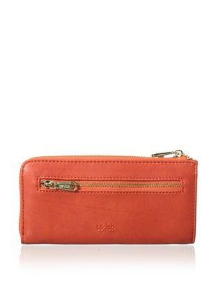 48% OFF co-lab by Christopher Kon Women's Pocket Wallet, Spice