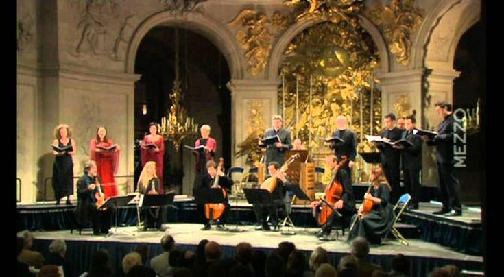 MISA Y MOTETES A LA VIRGEN (Marc-Antoine Charpentier) - Concierto de Jor...