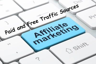 Paid and Free Traffic Sources for Affiliate Marketing Success