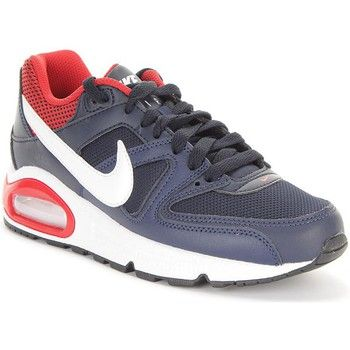 check out 526ae 501d7 ... gave Nike air max command gs jongens sneakers (Wit) ...