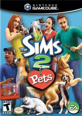 The Sims 2 Pets for Gamecube.