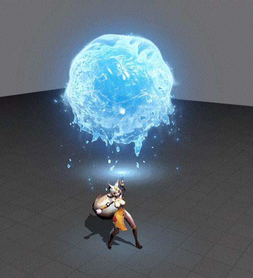 FX Water effects, HYT - on ArtStation at https://www.artstation.com/artwork/6qzEW