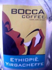 Bocca coffee Yirgacheffe