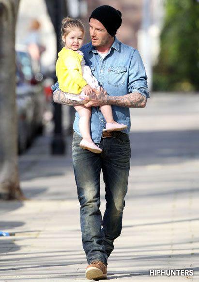 David Beckham - Look 2 http://www.hiphunters.com/magazine/2013/12/13/style-crush-david-beckham/