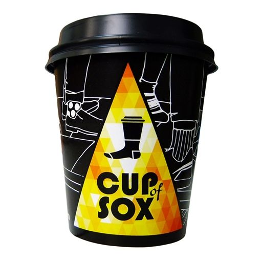 Skarpetki w kubku od kawy? Czemu nie! [|] #cupofsox #skarpetki #skarpetka #socks #sock #womensocks #mensocks #koloroweskarpetki [|]