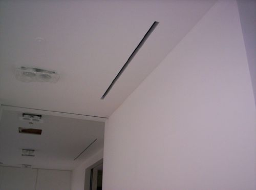 2 Linear Ceiling Diffuser : Best images about interior hvac linear diffusers on