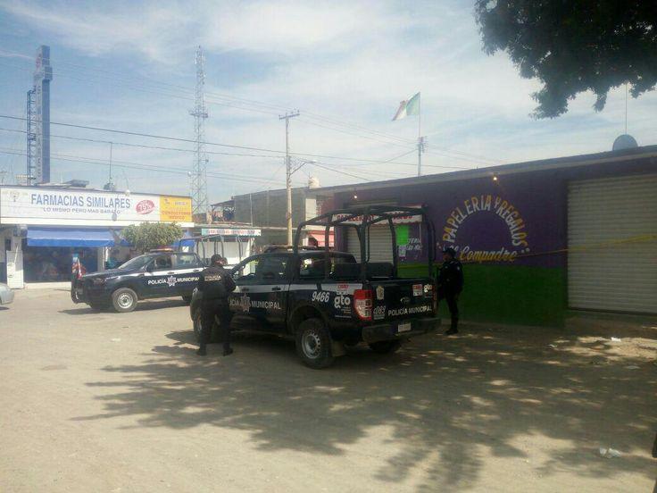 Ejecutan a mujer cerca de reunión de Grupo de Coordinación Guanajuato