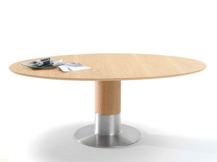 Table Ronde Pied Central Table Ronde Bois Pied Central Avec