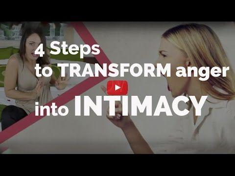 4 Steps to Transform Anger into Intimacy  www.KateMareeOBrien.com www.HenareAndKate.com