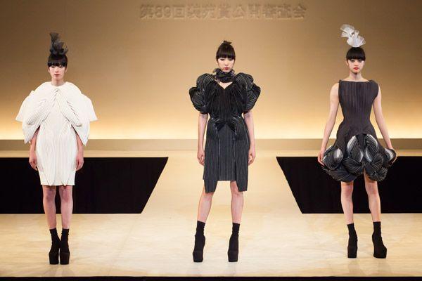 速報:第89回装苑賞、ケイ ツボミさんに決定! http://soen.tokyo/fashion/news/soenaward150421.html