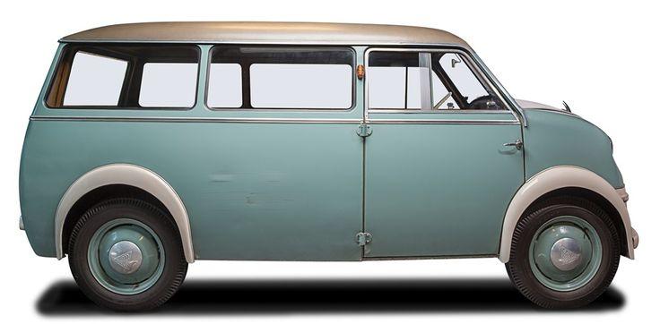 1958 Lloyd LT600