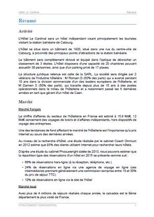 business plan e commerce pdf