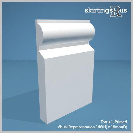 Image result for torus skirting board