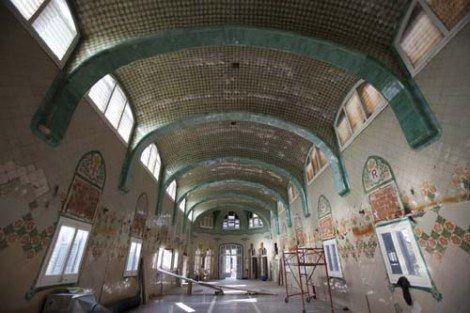 Visita al recinte modernista de l'antic Hospital de Sant Pau