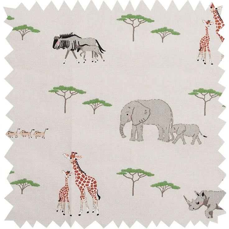 Safari Stoff Meterware   – Fabric by the Metre