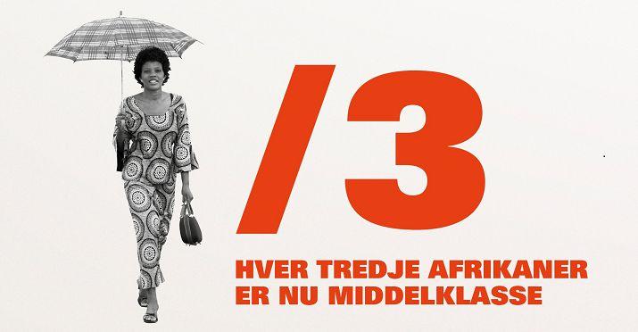 Africa Rising. Middelklassen er Afrikas fremtid | Verdens Bedste Nyheder
