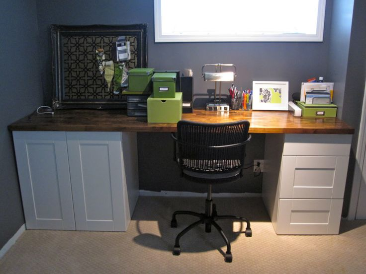 8 Best Home Office Images On Pinterest Home Diy Desk And Home Office