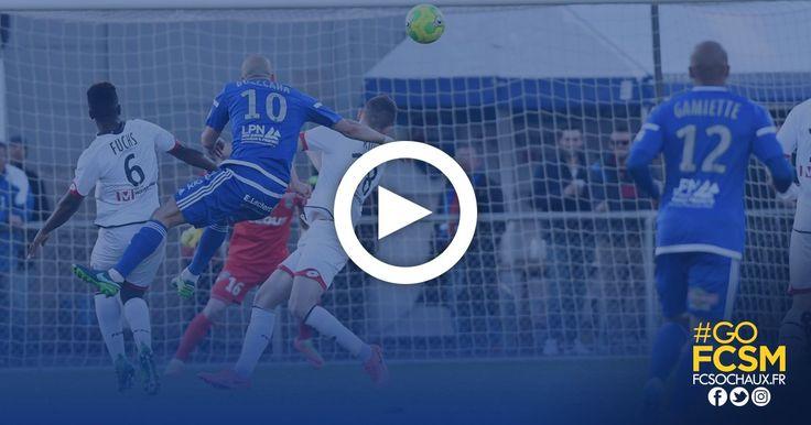 [vidéo] 📹 Le résumé de #FBBPFCSM (0-1).  ► http://www.fcsochaux.fr/fr/index.php/article/9807 …