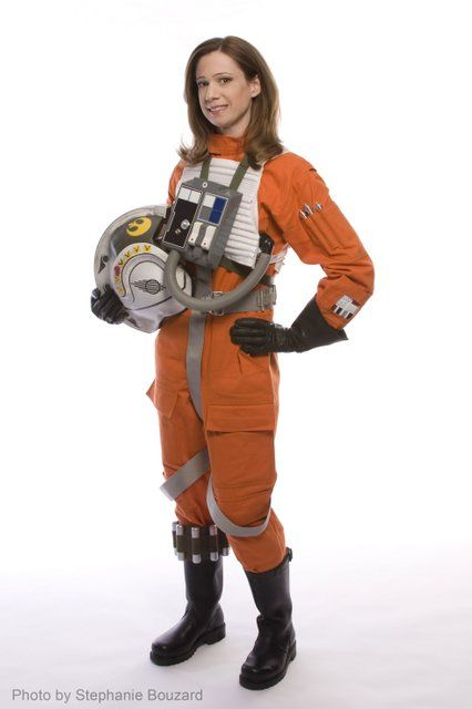 Rebel Legion :: Viewing costume :: X-wing Pilot