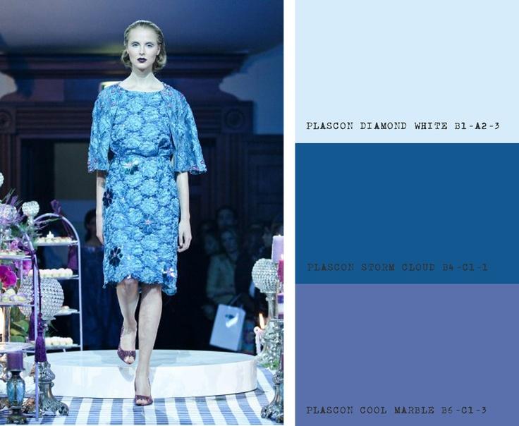 Blue & Purple Colour Inspiration from Plascon