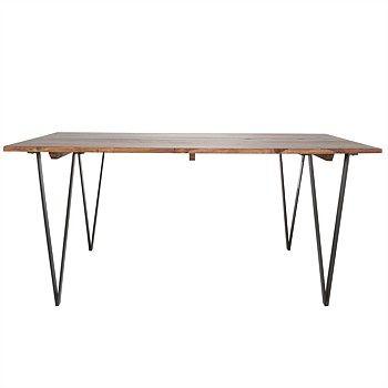Wyatt Dining Table 175x90cm