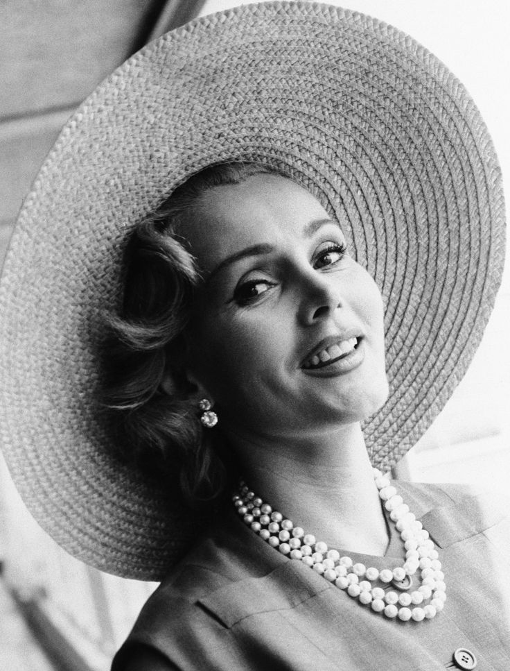 Zsa Zsa Gabor, the jet-setting Hungarian actress and tabloid queen, died Sunday at her Los Angeles home after a heart attack, her husband, Fredric von Anhalt, said. She was 99. Read more: http://www.norwichbulletin.com/news/20161219/famously-famous-hungarian-actress-zsa-zsa-gabor-dies #Entertainment #Celebrity #ZsaZsa #ZsaZsaGabor #Movies #Hollywood #Famous #Fame #Obituary