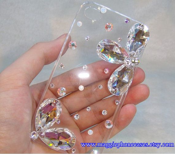crystal  iphone 4 case iphone 4s case iphone 5 by maggiephonecases, $10.99 - Pretty cool